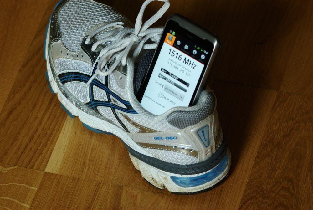 Rooting kan gi deg en raskere mobil.