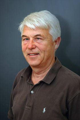 jørn Furuholt som er instituttleder på Institutt for informasjonssystemer.