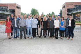 Alle de 29 masterstudengene som gikk ut våren 2012 hadde jobb da sommerferien var over.