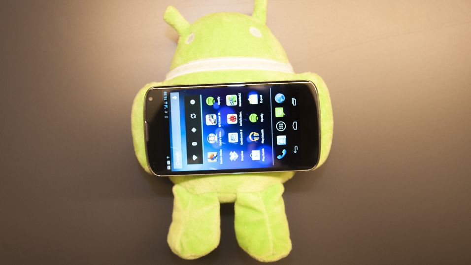 Blir Nexus 4 ny i mai?