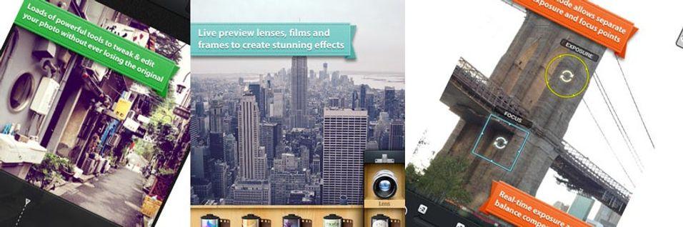 TEST: KitCam (iOS)
