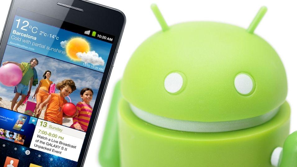 Gammel Android-versjon dominerer fortsatt
