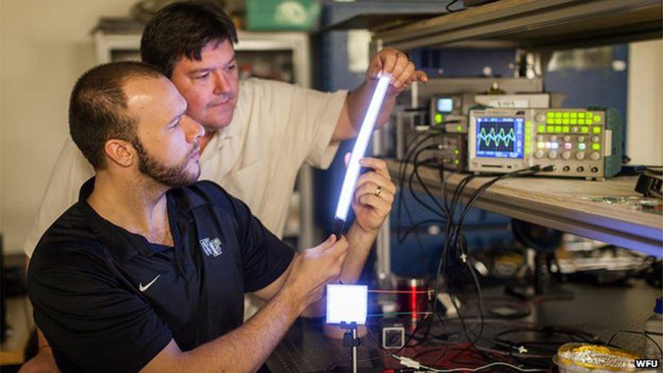 Fipel kan erstatte lysstoffrør.