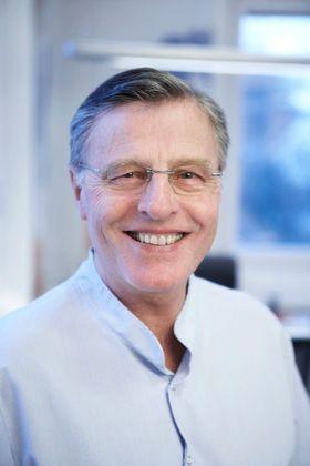 Christian Loennecken, administrerende direktør i Volvat Medisinske Senter.