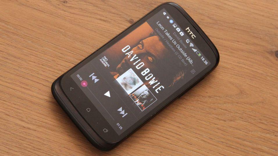 TEST: HTC Desire X