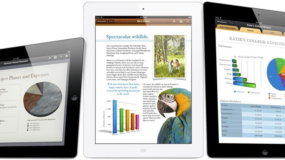 Nå fungerer Apples kontorapper bedre med Microsoft Office