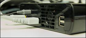 HDMI-kabelen følger med!