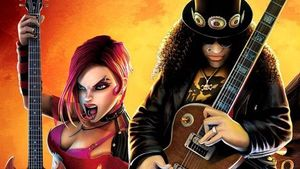– Guitar Hero 7 var under utvikling