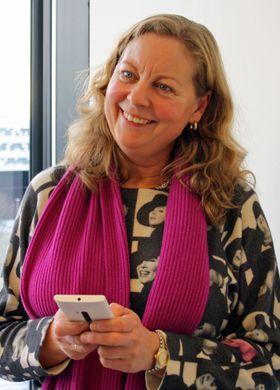 Berit Svendsen er administrerende direktør  for Telenor Norge.
