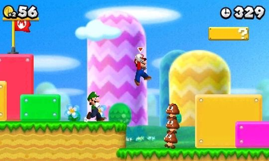 New Super Mario Bros. 2.