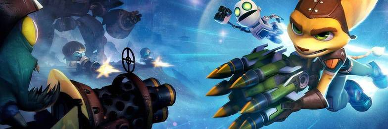 ANMELDELSE: Ratchet & Clank: Q-Force