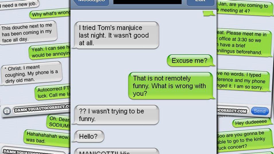 Det er tjue år siden verdens første tekstmelding ble sendt. Etter den tid har det blitt sendt en bråte til noe suspekt innhold.