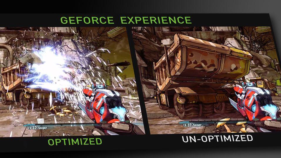 Nvidia vil gjøre spillinnstillinger automatiske