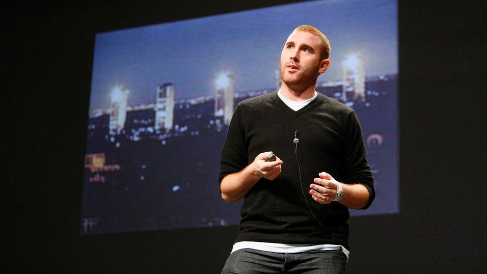 Matt Mason, nestleder i BitTorrent