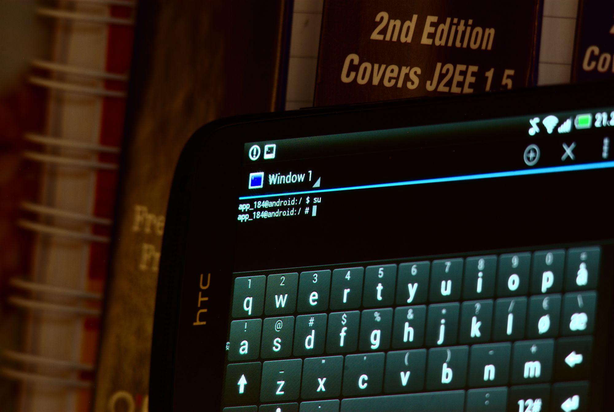 Les Bli superbruker i Android