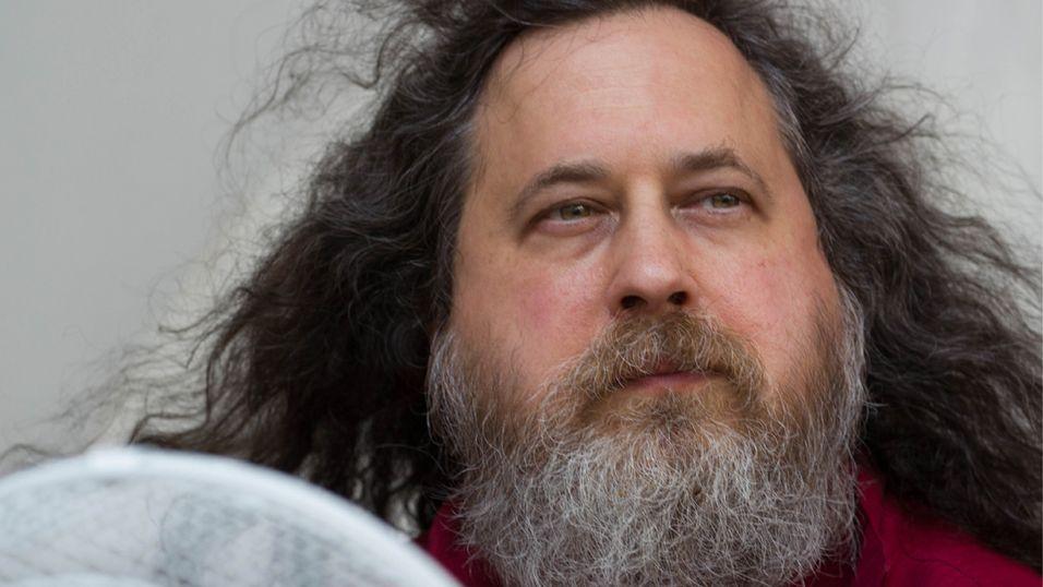Free Software Foundation-sjef Richard Stallman er ikke videre begeistret for Ubuntu.