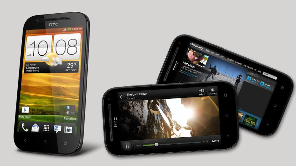 HTC lanserer 4G-modell