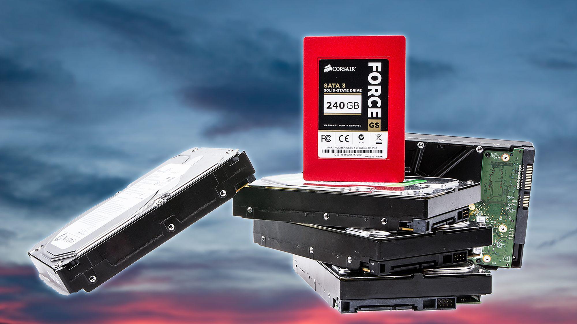 Les 3 gode grunner til å velge SSD