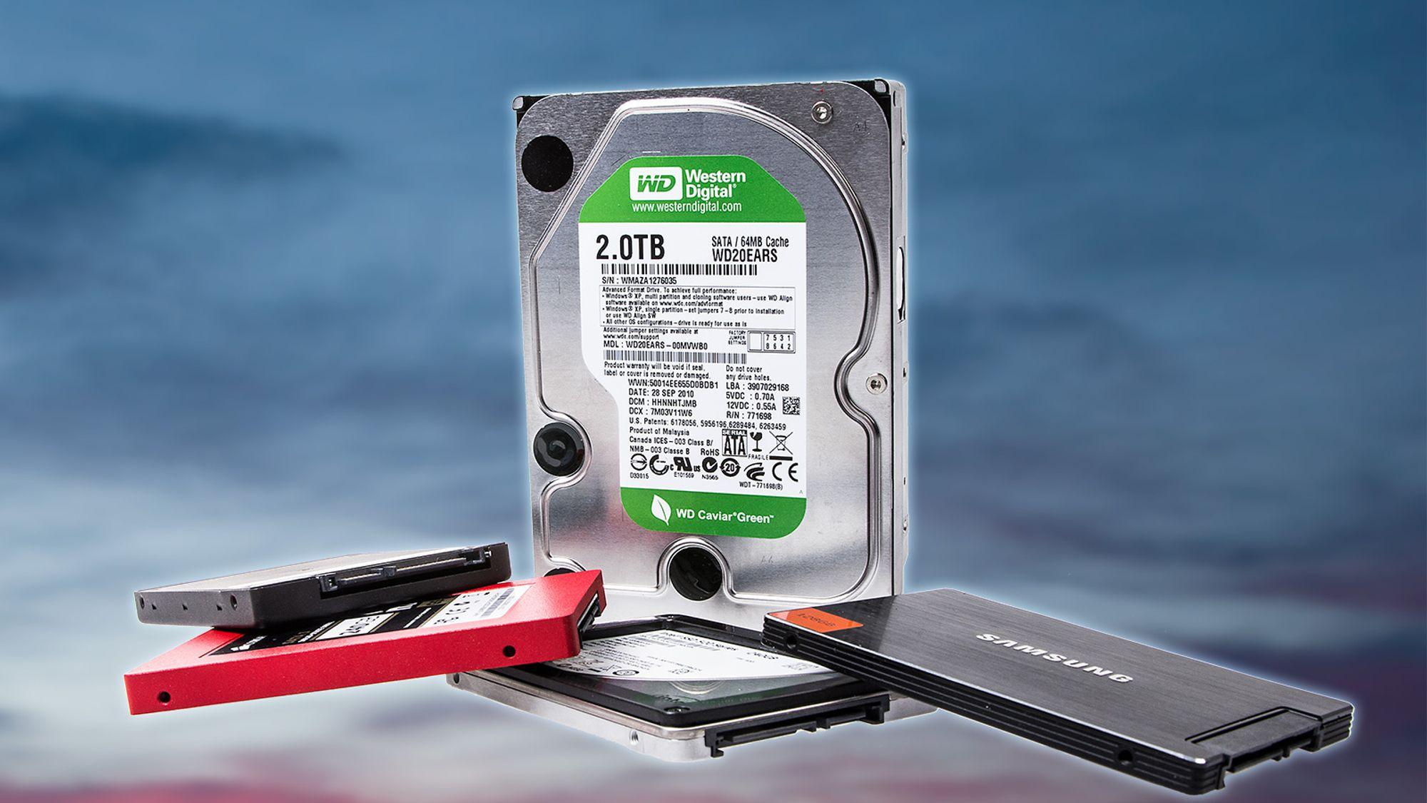 Les 3 grunner til å ikke velge SSD