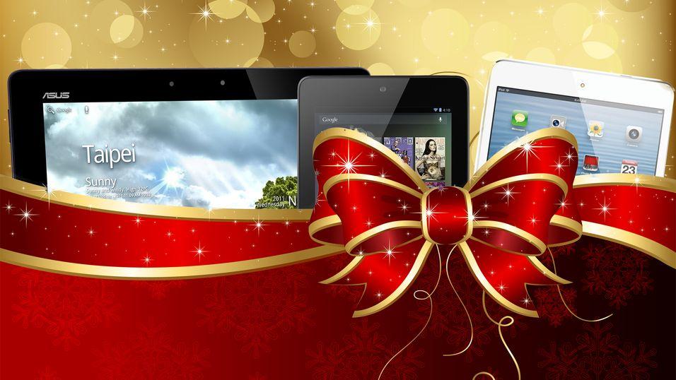 GUIDE: Nettbrett under treet? Sjekk våre julegavetips