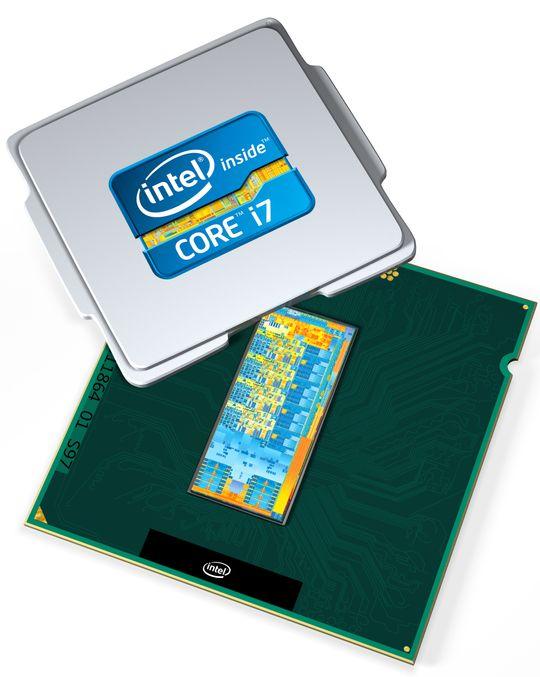 Intel Core i7 3770k.