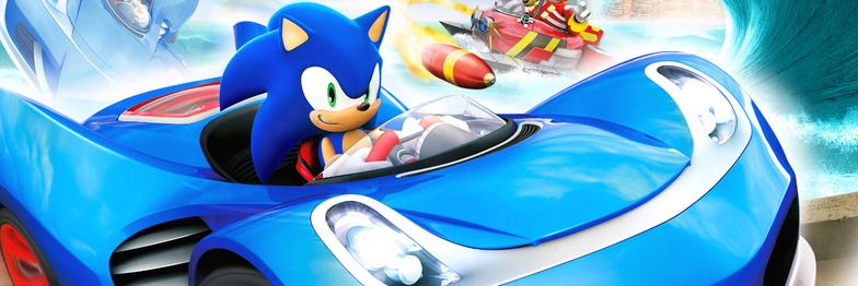 ANMELDELSE: Sonic & All-Stars Racing Transformed