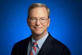 Styreformann Eric Schmidt i Google.