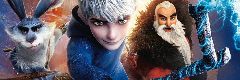 ANMELDELSE: Rise of the Guardians