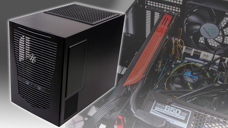 TEST: Silverstone Sugo SG09B Mini-ITX