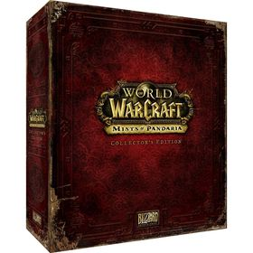 World of Warcraft: Mists of Pandaria Collector's Edition.