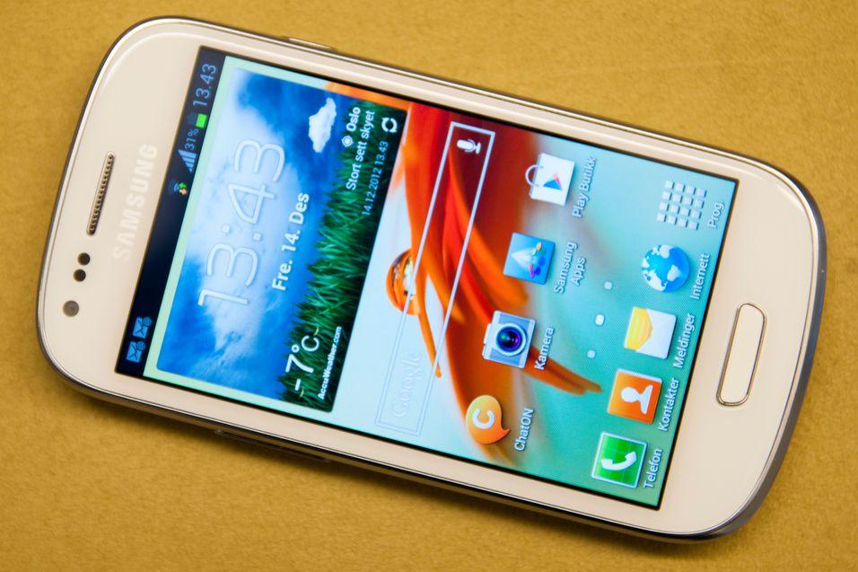 TEST: Samsung Galaxy S III Mini