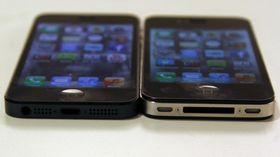 En rekke personer Side3 har snakket med den siste tiden har valgt å kjøpe iPhone 4(S) fremfor 5-eren grunnet den nye kontakten.