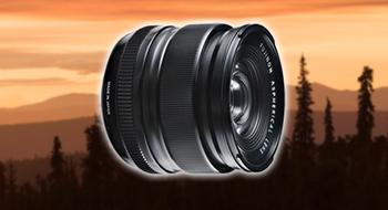 Fujifilm utsetter vidvinkelobjektiv