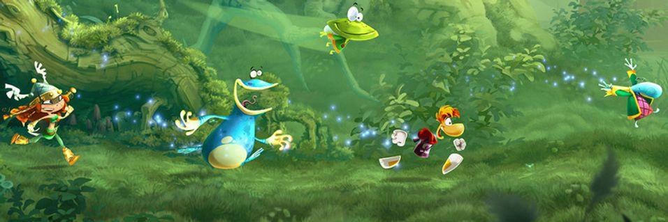 Rayman Legends-demo tilgjengelig nå