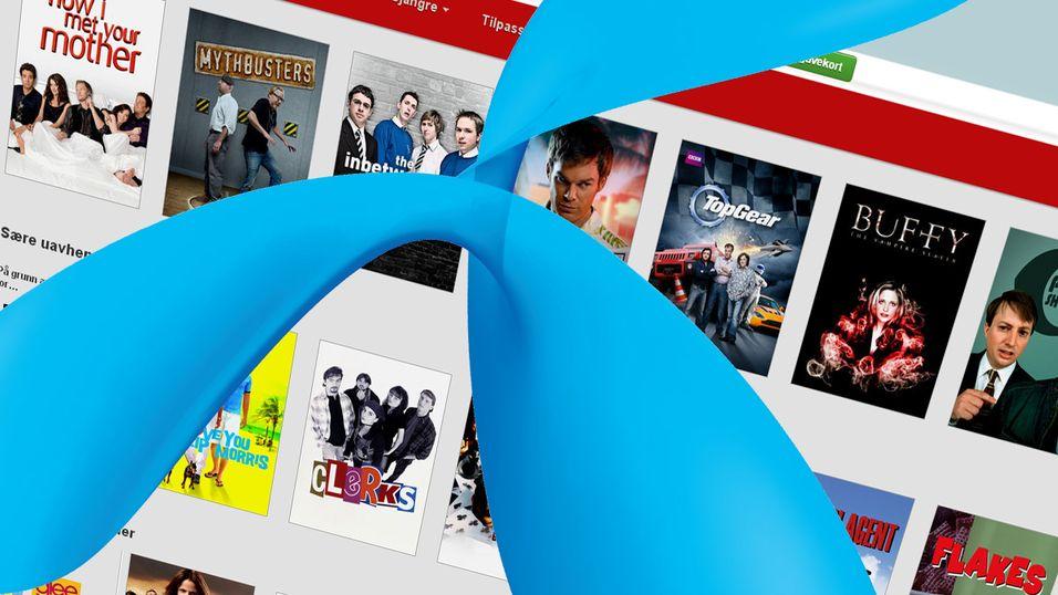 Ifølge Netflix leverer Telenor en av de dårligere nettlinjetilbudene i Norge