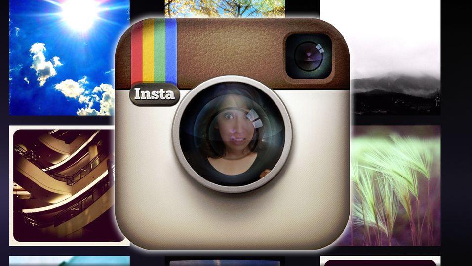 Instagram kan nå ta levende bilder