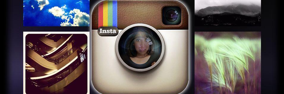 Helomvendig fra Instagram