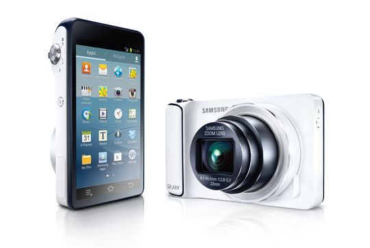 Samsung Galaxy Camera.