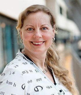 Sjefen for Telenor i Norge, Berit Svendsen.