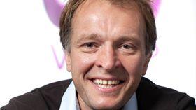 WiMP-direktør Per Einar Dybvik.