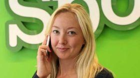 Spotify-PR-sjef Sofie Grant.
