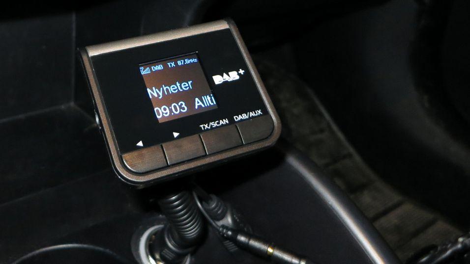 TEST: Tiny Audio C2 DAB-adapter