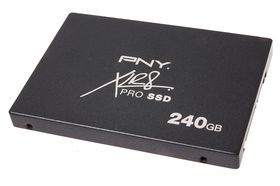 PNY XLR8 Pro: Solid og stilren.