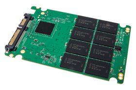 XLR8 Pro har en SandForce SF-2281 under lokket.