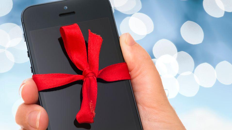 Bør du bytte mobilen du fikk til jul?
