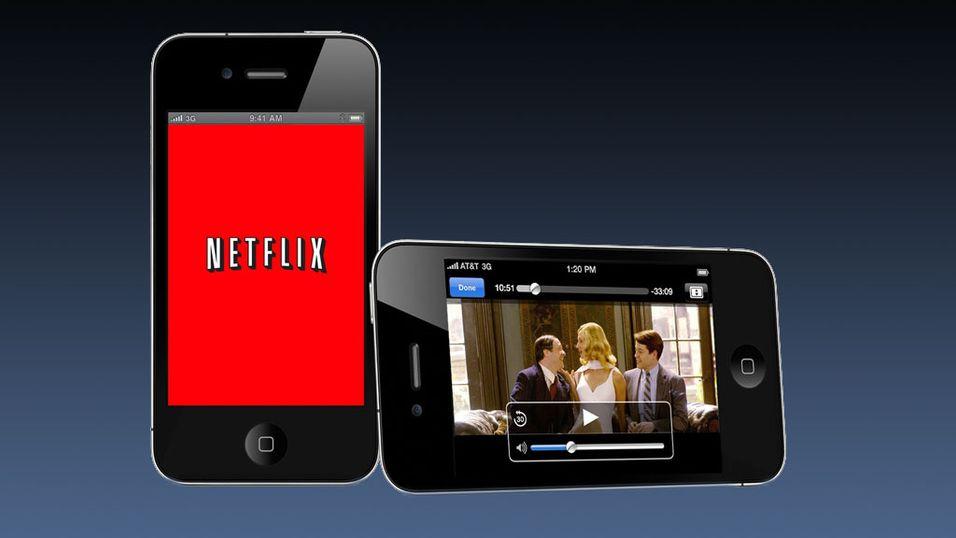 Netflix blir saksøkt
