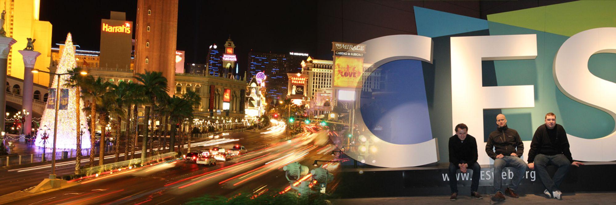 Les Om én uke braker det løs i Las Vegas