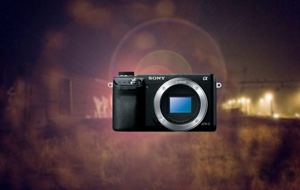 TEST: Sony NEX-6