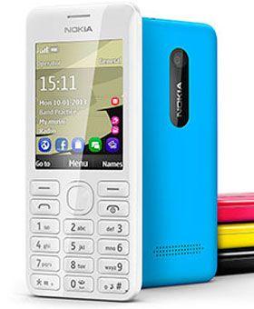 Nokia 206.