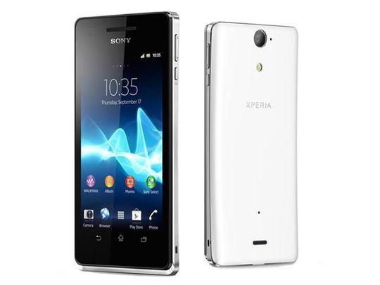 Sony Xperia V.